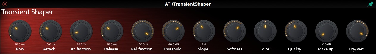 ATK Transient Shaper